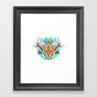 Cryptozoology Framed Art Print