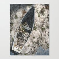 Washed Asore Canvas Print