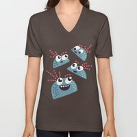 Happy Candy Friends Unisex V-Neck
