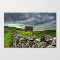 The Pennine Way Canvas Print