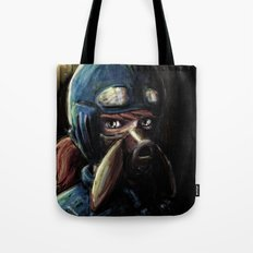 Nausicaa of the Valley of the Wind Tote Bag