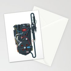 Proton pack, Ghostbusters Stationery Cards