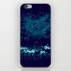 Cosmic Safari iPhone & iPod Skin