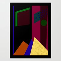 Hotel Mayfair 2 Art Print