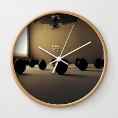 Float II Wall Clock
