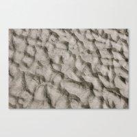The Sand Dunes Canvas Print