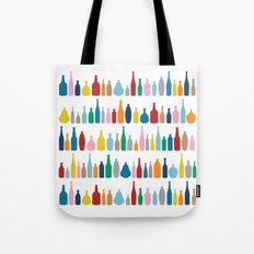Bottles Multi Tote Bag