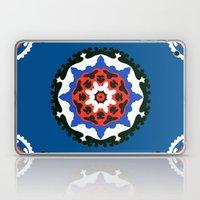 Bold and bright beauty of suzani patterns ver.7 Laptop & iPad Skin