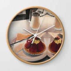 The Tart Wall Clock