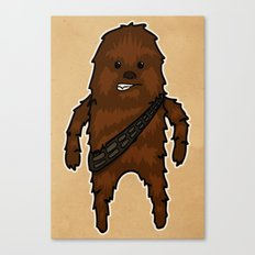 Chewy Canvas Print