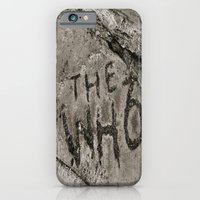 The Who iPhone 6 Slim Case