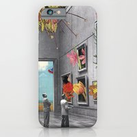 iPhone Cases featuring Natural History Museum by Eugenia Loli