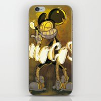 LOCO MOCOS iPhone & iPod Skin