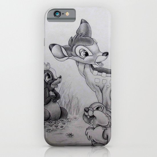 Bambi iPhone & iPod Case