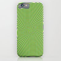 iPhone & iPod Case featuring Trip spin by Mi Nu Ra