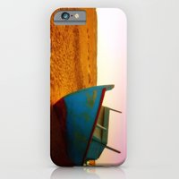 iPhone & iPod Case featuring sailing the sand by Giorgia Giorgi