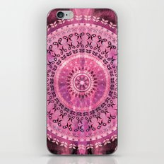 Rose Mandala iPhone & iPod Skin