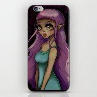 Devanny 3.0  iPhone & iPod Skin