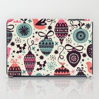 Birds And Baubles  iPad Case