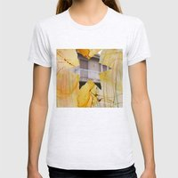 Ink Star Womens Fitted Tee Ash Grey SMALL