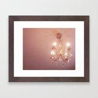 Warm Light Framed Art Print