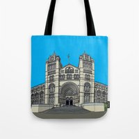 The Natural History Museum, London Tote Bag