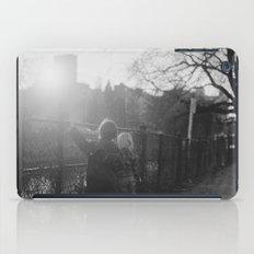Two Boys in Berlin iPad Case