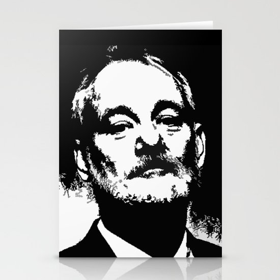 Bill F@#king Murray Stationery Card