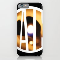 iPhone & iPod Case featuring YATS by Doche Lps