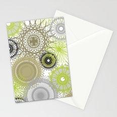 Modern Spiro Art #6 Stationery Cards