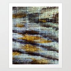 a texture Art Print