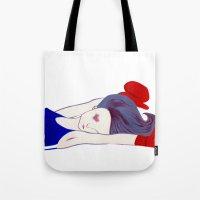 Shadowboxer Tote Bag