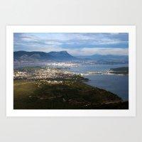 Toulon France 6817 Art Print