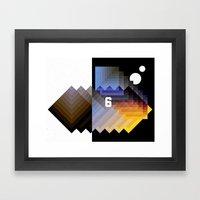 6. Framed Art Print