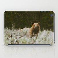 Bush Bear iPad Case
