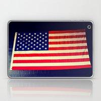 Wall Flag Laptop & iPad Skin