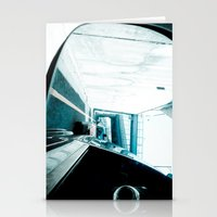 The Watcher II Stationery Cards