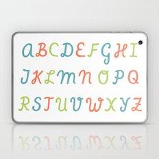 ABC...RGB... Laptop & iPad Skin