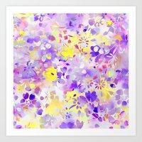 Floral Spirit 2 Art Print