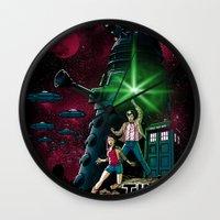Time Wars Wall Clock