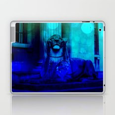 fly over lion Laptop & iPad Skin