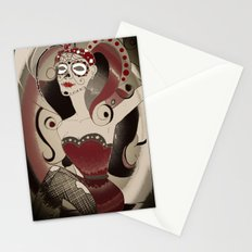 Pinup - Red Stationery Cards