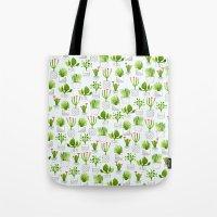 Little Plants Tote Bag