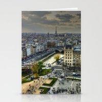 City Of Paris Stationery Cards