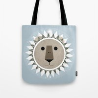 The Lion, the Witch and the Wardrobe Tote Bag