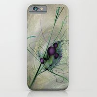 iPhone & iPod Case featuring Grass Impression by Digital-Art