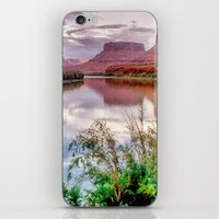 Colorado River at Moab iPhone & iPod Skin