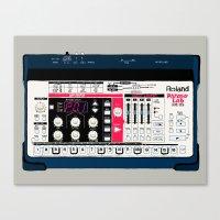 Roland Phrase Lab MC-09 Canvas Print