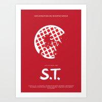 S.T. Art Print