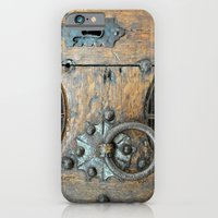 Church Door iPhone 6 Slim Case